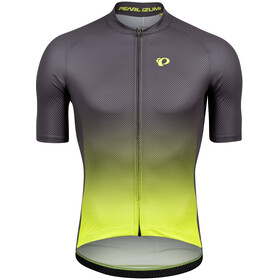 PEARL iZUMi Attack Maillot Manga Corta Hombre, phantom/yellow transform
